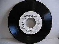 Bob Marley And The Wailers, Is This Love, Island Records IS 099, 1978, WLP