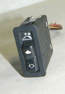 BMW E36 318ic 320ic 323ic 325ic 328ic M3 Convertible Electric Folding Top Switch