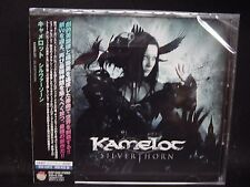 KAMELOT Silverthorne + 1 JAPAN CD Seventh Wonder Firecracker Circus Maximus