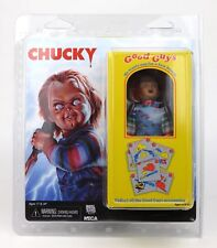 Child's Play Chucky Action Figure Good Guys Clothed Figure Neca 12 cm circa