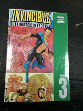 Invincible Ultimate Collection HC Volume 3 Sealed Kirkman Ottley  *CBX39B