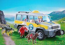 Playmobil -- Pièce de rechange -- Véhicule de secours de montagne 5427 --