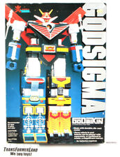 Godsigma w/box Deluxe DX GoDaiKin Chogokin