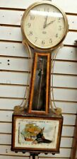 Hamilton -Sangamo Banjo antique clock