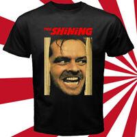 The Shining 80's Horror Movie Film Men's Black T-Shirt Size S-3XL