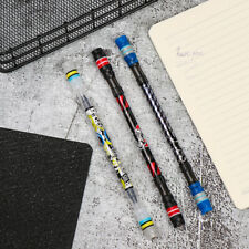 Aggravated Anti-Skid Spinning Pen Rotating Ballpoint Pen Non Slip Rolling