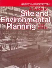A Guide to Site and Environmental Planning-ExLibrary