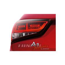 Original Audi A1 S1 8X LED Rückleuchten Heckleuchten Schwarz Dunkel