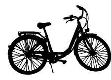 VINTAGE BICYCLE BIKE RIDE SCHWINN WALL DECOR DECAL