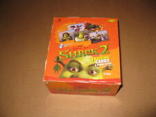 Shrek 2 Trading Card Box