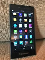 Blackberry Leap Black (16GB) Unlocked  Smartphone - Reduced!
