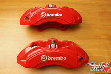 2012-2017 Jeep Grand Cherokee SRT Front Set Of Brembo Brake Calipers Mopar OEM