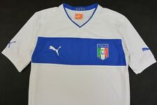 2012-2013 Puma ITALIA Italy Away Football Shirt Soccer Jersey SIZE L (adults)