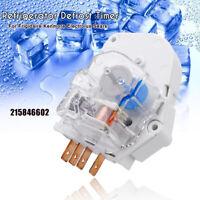 Defrost Timer Control for Frigidaire Refrigerator 215846602 AP2111929  -. .+