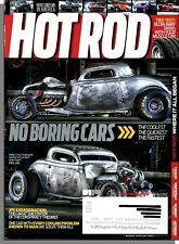Hot Rod - 2014, January - No Boring Cars! The Coolest, The Quickest, The Fastest