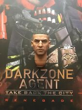 "Virtual Toys The Dark Zone Renegade 12"" Head Sculpt loose échelle 1/6th"