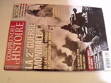 µµ Revue Comprendre l'histoire n°5 Raid Doolittle Operation Luttich Deb.Provence