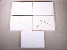 Lot Of 5 Apple MacBook A1181 Laptop Incomplete As-Is Parts Repair Salvage