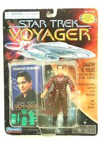 "NEW *Sealed* STAR TREK Voyager Playmates 5"" Figure CHAKOTAY as Maquis Green"
