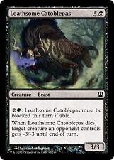 Loathsome Catoblepas    x4   NM Theros MTG Magic Cards Black  Common