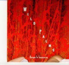 (DN972) Wild Palms, Delight In Temptation - 2011 DJ CD