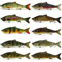"6"" Multi Jointed Fishing Bait Lure Swimbait Life-like Minnow Pike Bass 1.3oz NEW"