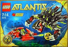 LEGO ATLANTIS 8079 Shadow Snapper .