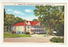 Postcard: Trimont Inn, Franklin, N.C.