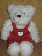 Hallmark Stuffed Plush Teddy Bear Red Heart Valentines Day Bears Animal Collect