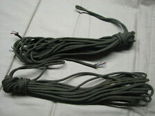 550 cord paracord braclet making string actual USGI outdoors survival gear