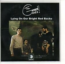 (AP689) The Good Gods!, Lying On Our Bright Red - DJ CD