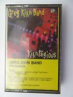 Greg Kihn Band Kihntagious (Cassette)