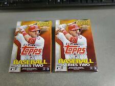 Topps 2020 Series 2 Baseball Hanger Pack