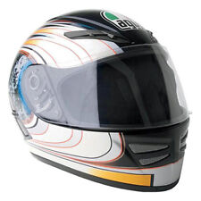 AGV S4 S-4 Full Face Street Motorcycle Helmet Camo Black Multi Color XSmall XS