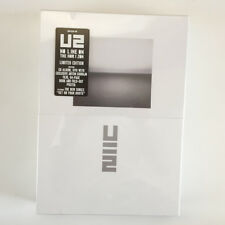 (Rare) U2 No Line on the Horizon Limited including Film, Hardcover Book, Poster