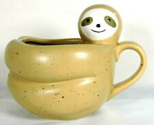 Urban Outfitters Home Sloth Cup Mug