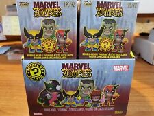 Funko Mystery Minis Marvel Zombies Bobble-heads  * Pick Your Figure *