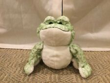 Webkinz Spotted Frog (Pre-Owned) FAT/CUTE AND CHUBBY FROG STUFFED ANIMAL