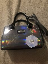 Disney's Frozen Purse Handbag Metallic Ice Finish New With Tag