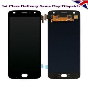 OEM Black LCD Touch Screen Digitizer For Motorola Moto Z2 Play XT1710 Uk Seller