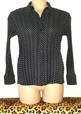 Next Size Petite Classic Collar Tops & Shirts for Women
