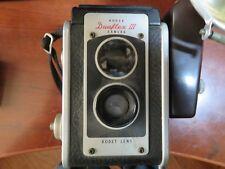 Vintage Kodak Duaflex III Camera With Flash