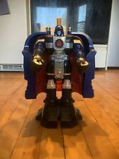 Power Rangers Zeo Auric The Conqueror Megazord
