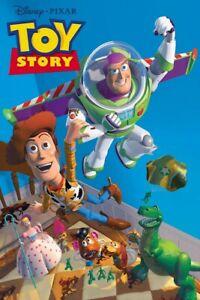 Toy Story 35mm Film Cell strip very Rare var_e