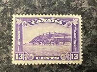 CANADA POSTAGE STAMP SG325 13C BRIGHT VIOLET LIGHTLY MOUNTED MINT