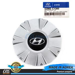 GENUINE Wheel Center Cap for 2015 2016 2017 Hyundai Sonata OEM 52960C1300⭐⭐⭐⭐⭐