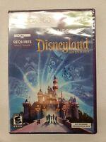 NEW Kinect Disneyland Adventures (Microsoft Xbox 360, FACTORY SEALED VIDEO GAME
