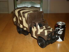 WW#2, USA ARMY TRUCK, Plastic Toy, Scale 1/22