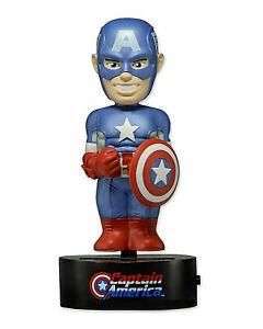 Captain América Body-Knocker Figurine PVC 15cm Neca