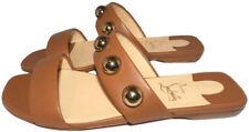 Christian Louboutin Simple Bille Ornament Slide Sandal Dome Studs Shoes 36